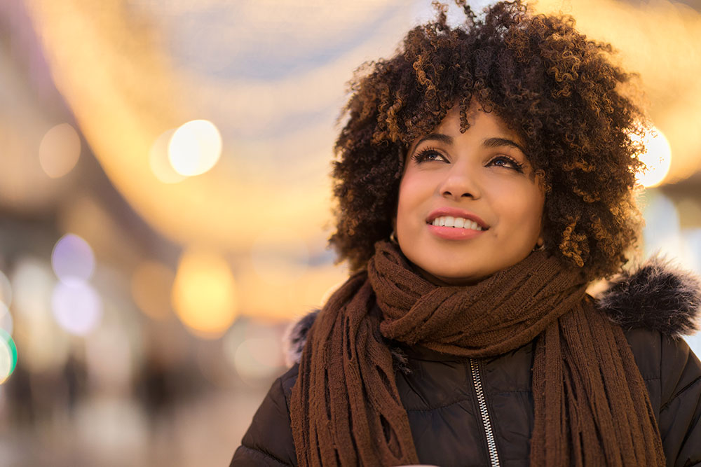 Keep Hair Moisturized During Winter